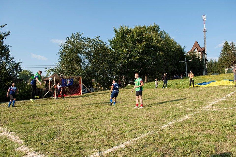 Вперше на Закарпатті провели Карпатський футбол на полі з нахилом (ФОТОФАКТ), фото-10
