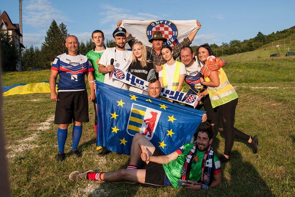 Вперше на Закарпатті провели Карпатський футбол на полі з нахилом (ФОТОФАКТ), фото-11
