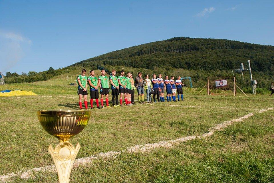Вперше на Закарпатті провели Карпатський футбол на полі з нахилом (ФОТОФАКТ), фото-5