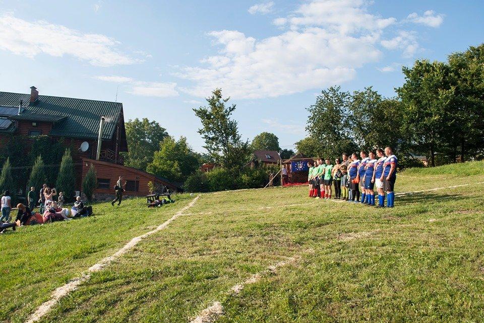 Вперше на Закарпатті провели Карпатський футбол на полі з нахилом (ФОТОФАКТ), фото-4