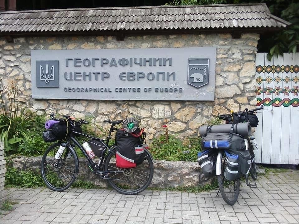 Веломандрівники з Луганщини подолали понад 1500 кілометрів і доїхали до Ужгорода (ЕКСКЛЮЗИВ, ФОТО), фото-4