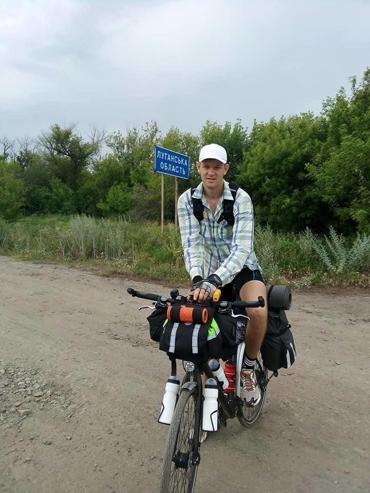 Веломандрівники з Луганщини подолали понад 1500 кілометрів і доїхали до Ужгорода (ЕКСКЛЮЗИВ, ФОТО), фото-2