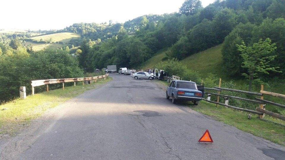 У поліції офіційно розповіли подробиці жахливої ДТП на Закарпатті
