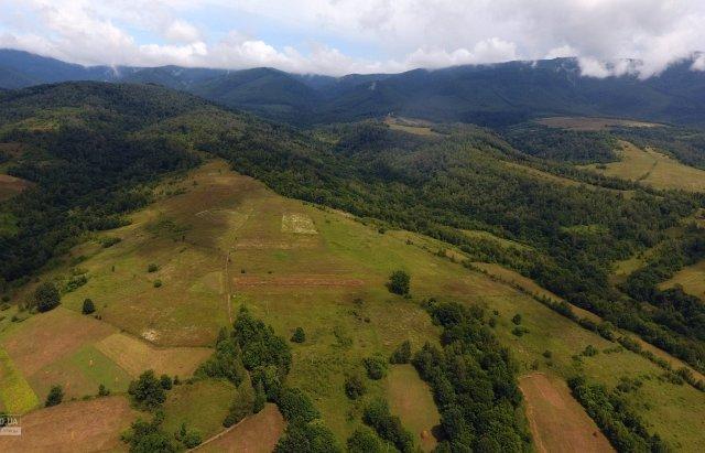 Гірське закарпатське село показали з висоти пташиного польоту (ФОТО), фото-4