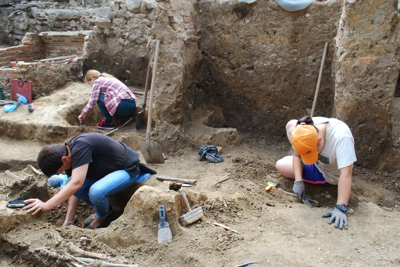 В Ужгороді під час археологічної експедиції студенти-історики виявили цілу низку цікавих артефактів  (ФОТО), фото-2