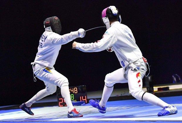 Ужгородський фехтувальник - срібний призер Чемпіонату світу з фехтування (ФОТО), фото-5