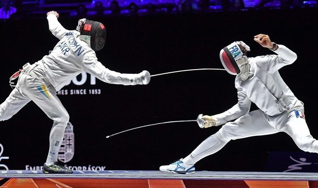 Ужгородський фехтувальник - срібний призер Чемпіонату світу з фехтування (ФОТО), фото-10
