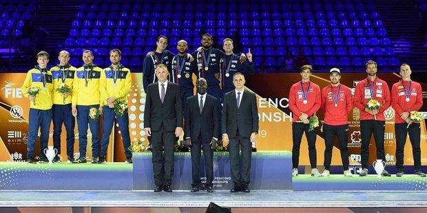 Ужгородський фехтувальник - срібний призер Чемпіонату світу з фехтування (ФОТО), фото-9