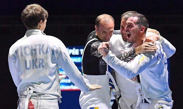 Ужгородський фехтувальник - срібний призер Чемпіонату світу з фехтування (ФОТО), фото-16