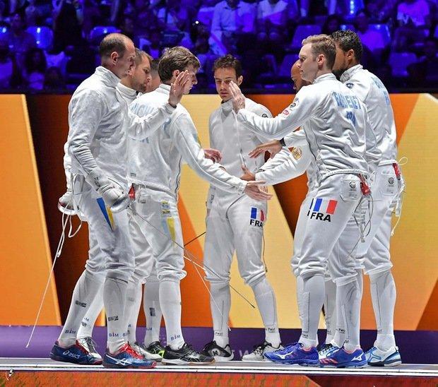 Ужгородський фехтувальник - срібний призер Чемпіонату світу з фехтування (ФОТО), фото-8