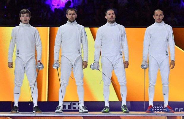 Ужгородський фехтувальник - срібний призер Чемпіонату світу з фехтування (ФОТО), фото-17