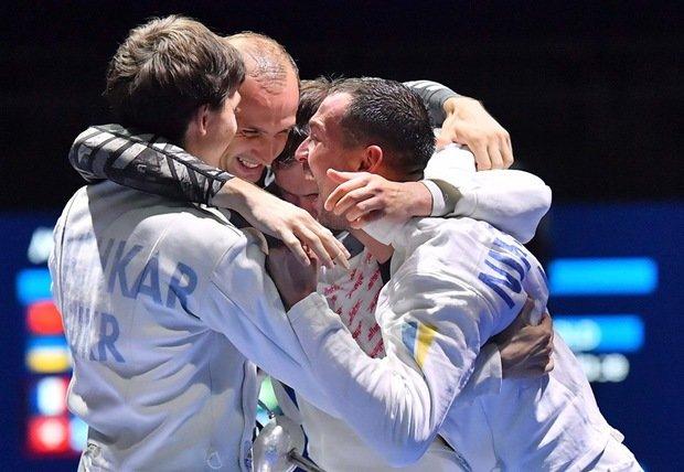 Ужгородський фехтувальник - срібний призер Чемпіонату світу з фехтування (ФОТО), фото-7