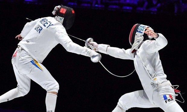 Ужгородський фехтувальник - срібний призер Чемпіонату світу з фехтування (ФОТО), фото-4