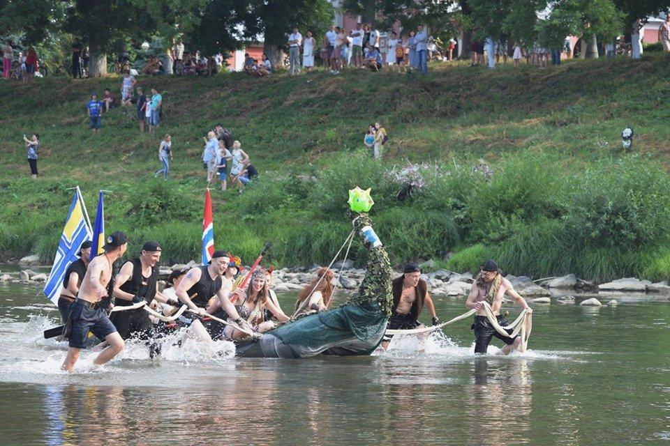 Як в Ужгороді пройшла ювілейна «Ужгородська регата» (ФОТО, ВІДЕО), фото-9
