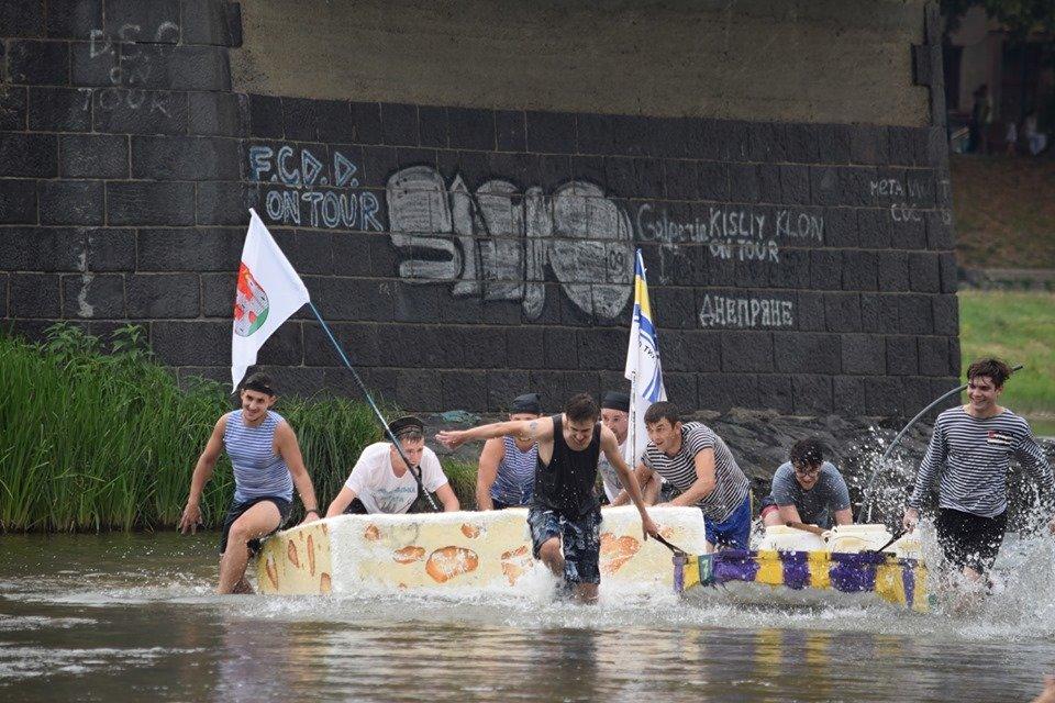 Як в Ужгороді пройшла ювілейна «Ужгородська регата» (ФОТО, ВІДЕО), фото-16