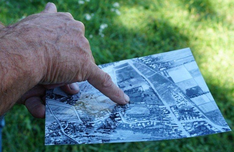 В Ужгороді шукають останки німецьких військових, щоб перепоховати на загальному цвинтарі (ФОТО), фото-3