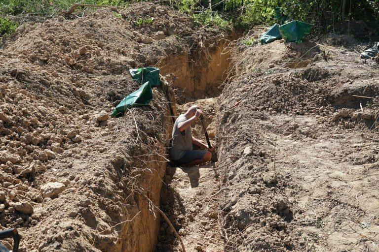 В Ужгороді шукають останки німецьких військових, щоб перепоховати на загальному цвинтарі (ФОТО), фото-1