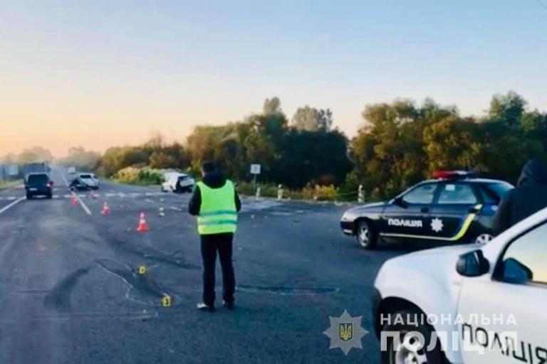 Закарпатець за кермом вантажівки потрапив у смертельну ДТП у сусідній області (ФОТО), фото-1