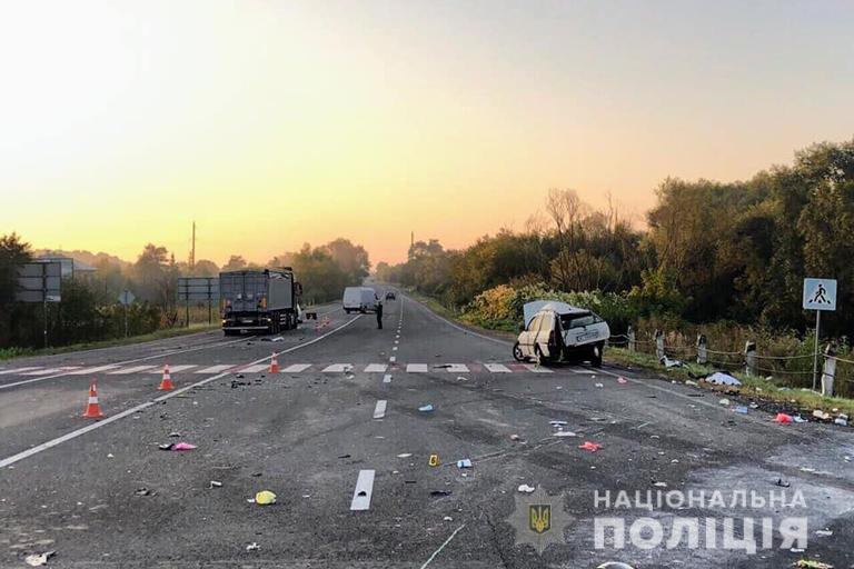 Закарпатець за кермом вантажівки потрапив у смертельну ДТП у сусідній області (ФОТО), фото-5