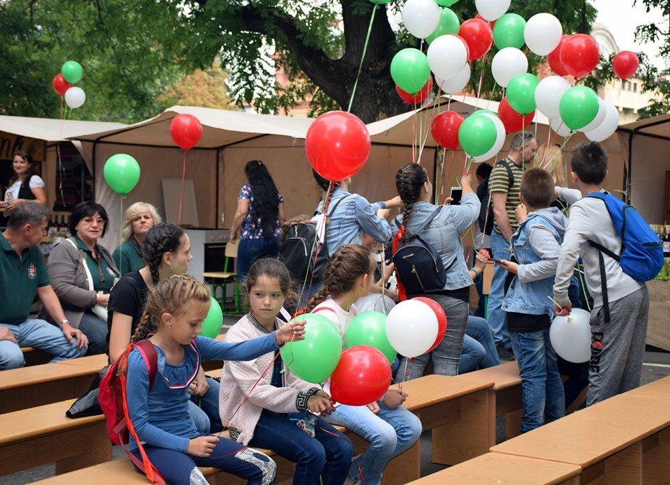 Гастрономічно-культурний фестиваль Hungary Fest в Ужгороді знайомить з угорськими традиціями (ФОТО), фото-3