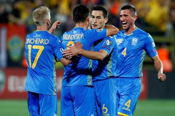 Збірна України з футболу легко перемогла Литву у відборі на Євро-2020 (ВІДЕО), фото-1