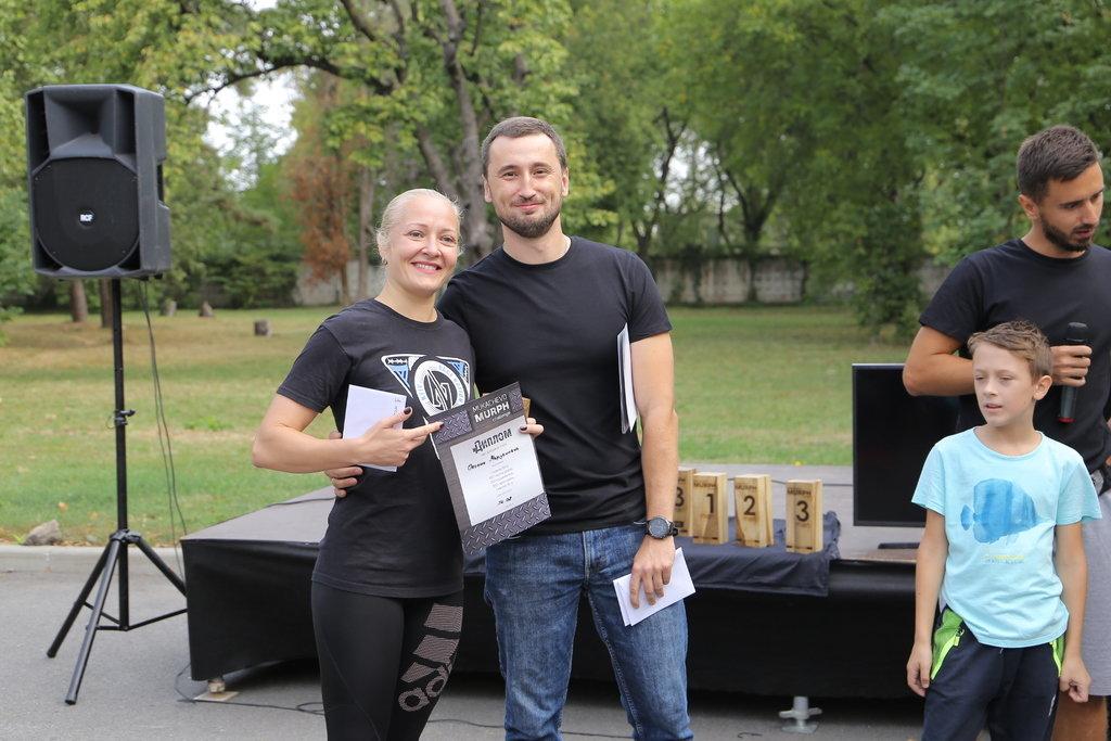 Відомі імена переможців силових змагань Mukachevo MURPH Challenge (ФОТО), фото-15