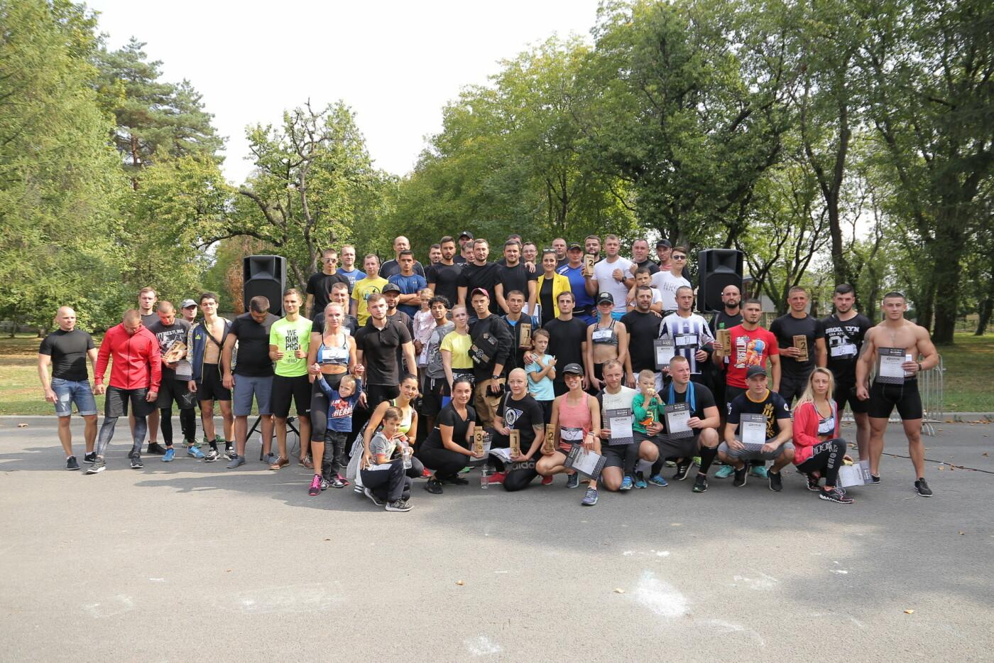 Відомі імена переможців силових змагань Mukachevo MURPH Challenge (ФОТО), фото-9