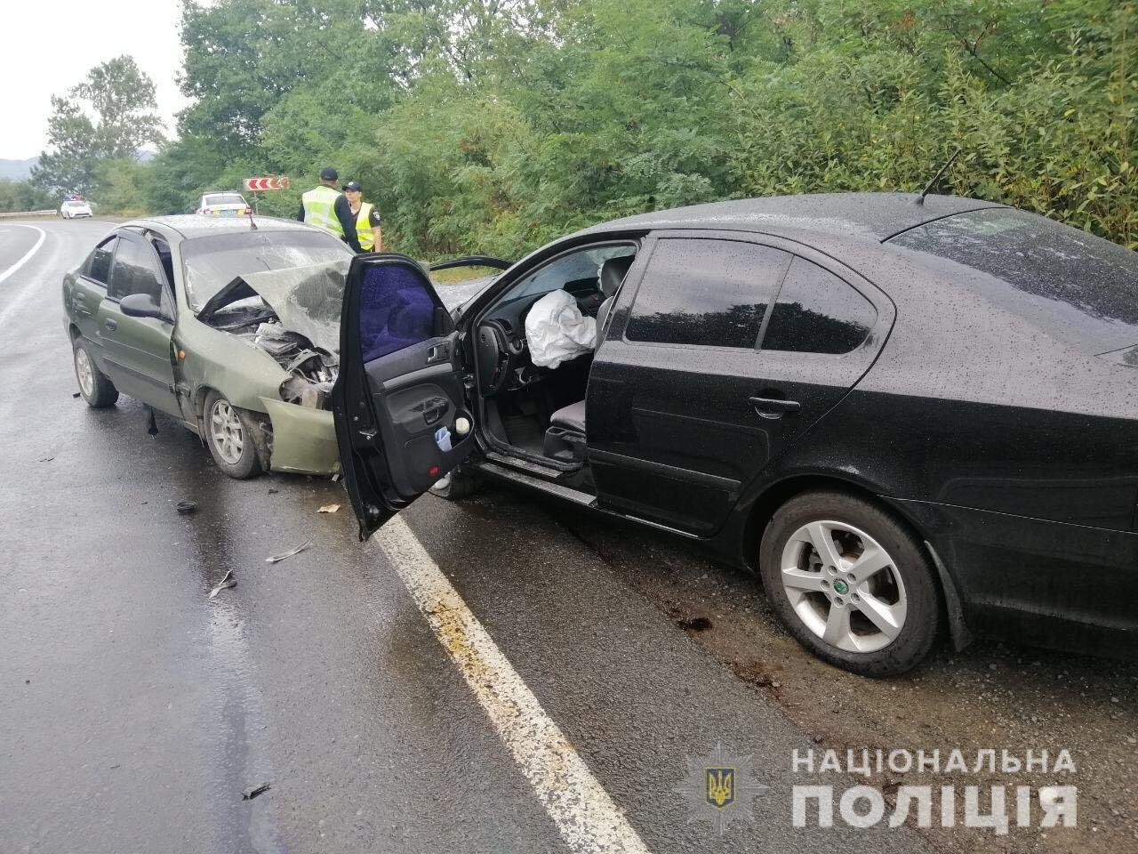 Смертельне ДТП на Мукачівщині: офіційні подробиці жахливої аварії із загиблим та 6-ма потерпілими (ФОТО), фото-1