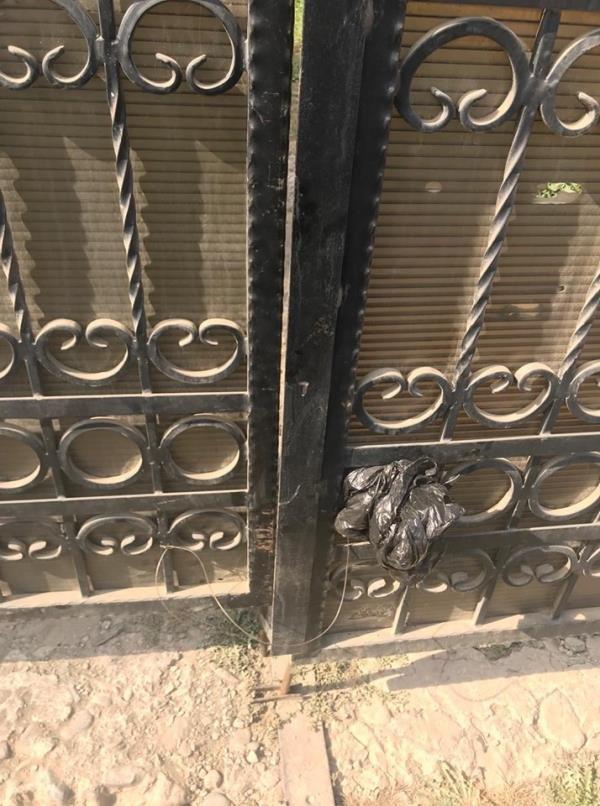 На Закарпатті невідомі підклали гранату при виїзді з двору депутата районної ради (ФОТО) , фото-1