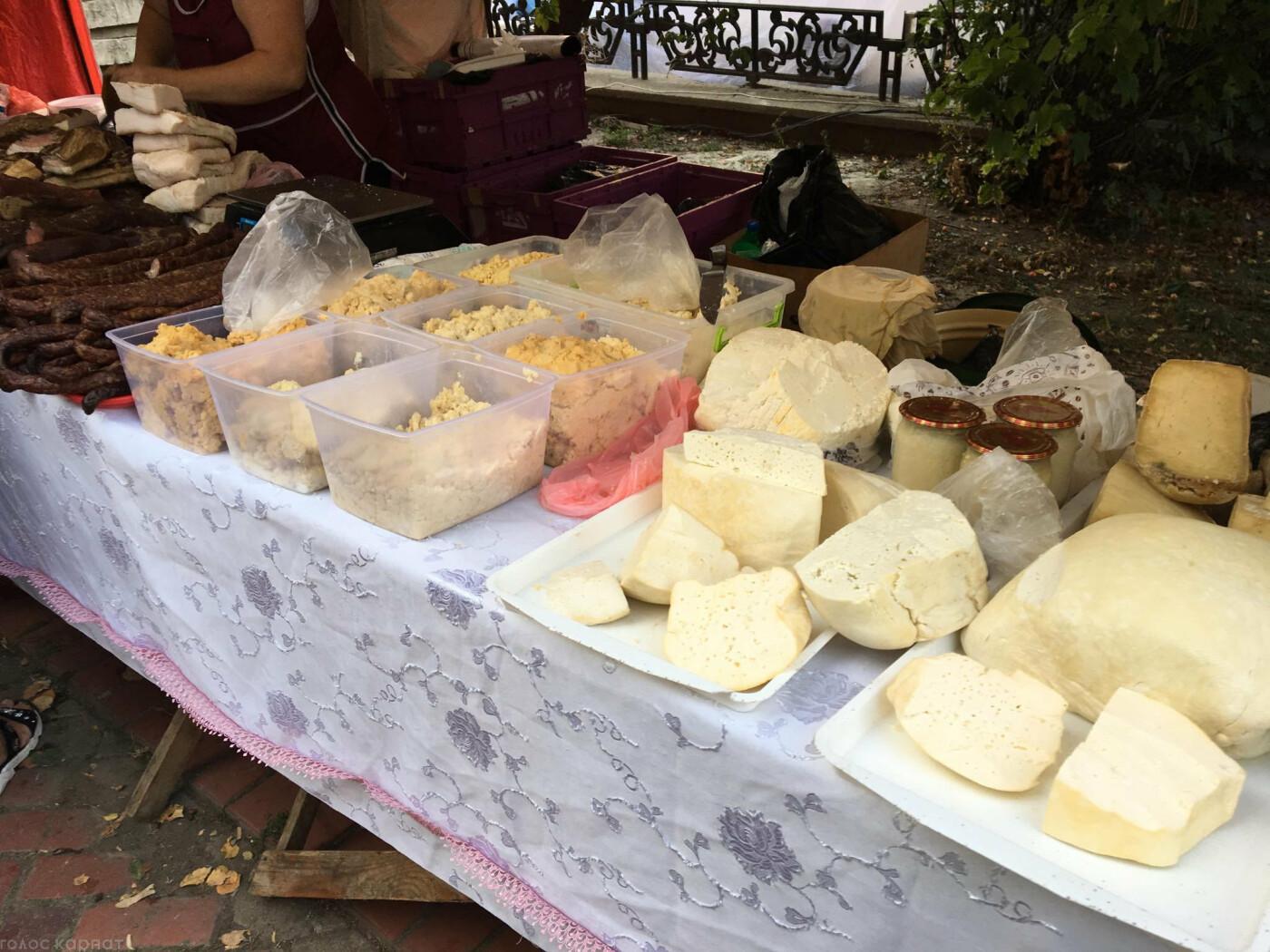 Смаколики, сир, вино та колесо огляду: ярмарок до Дня міста Ужгород запрошує (ФОТО), фото-5