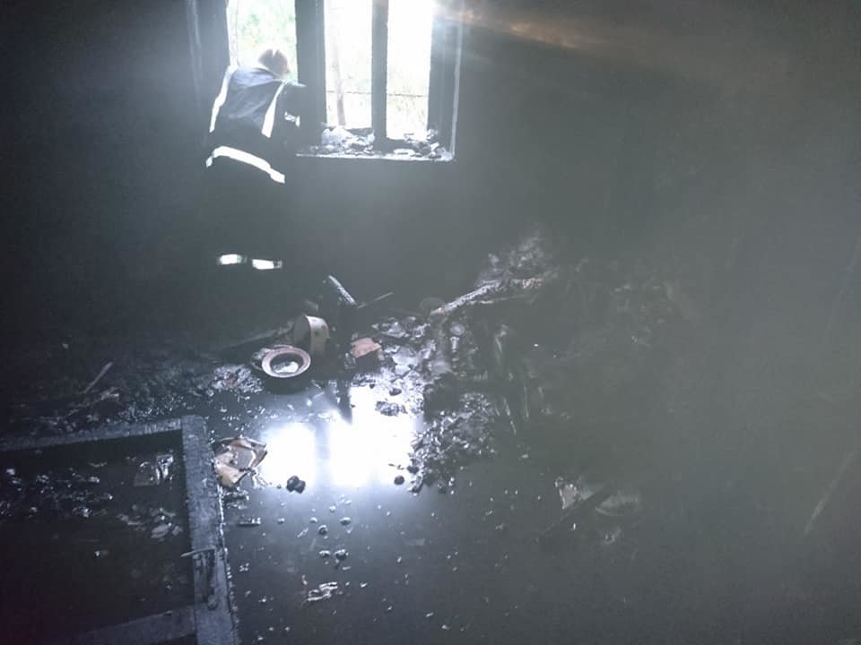 Пожежа у будинку: загинув закарпатець, що самостійно не міг пересуватися (ФОТО), фото-1