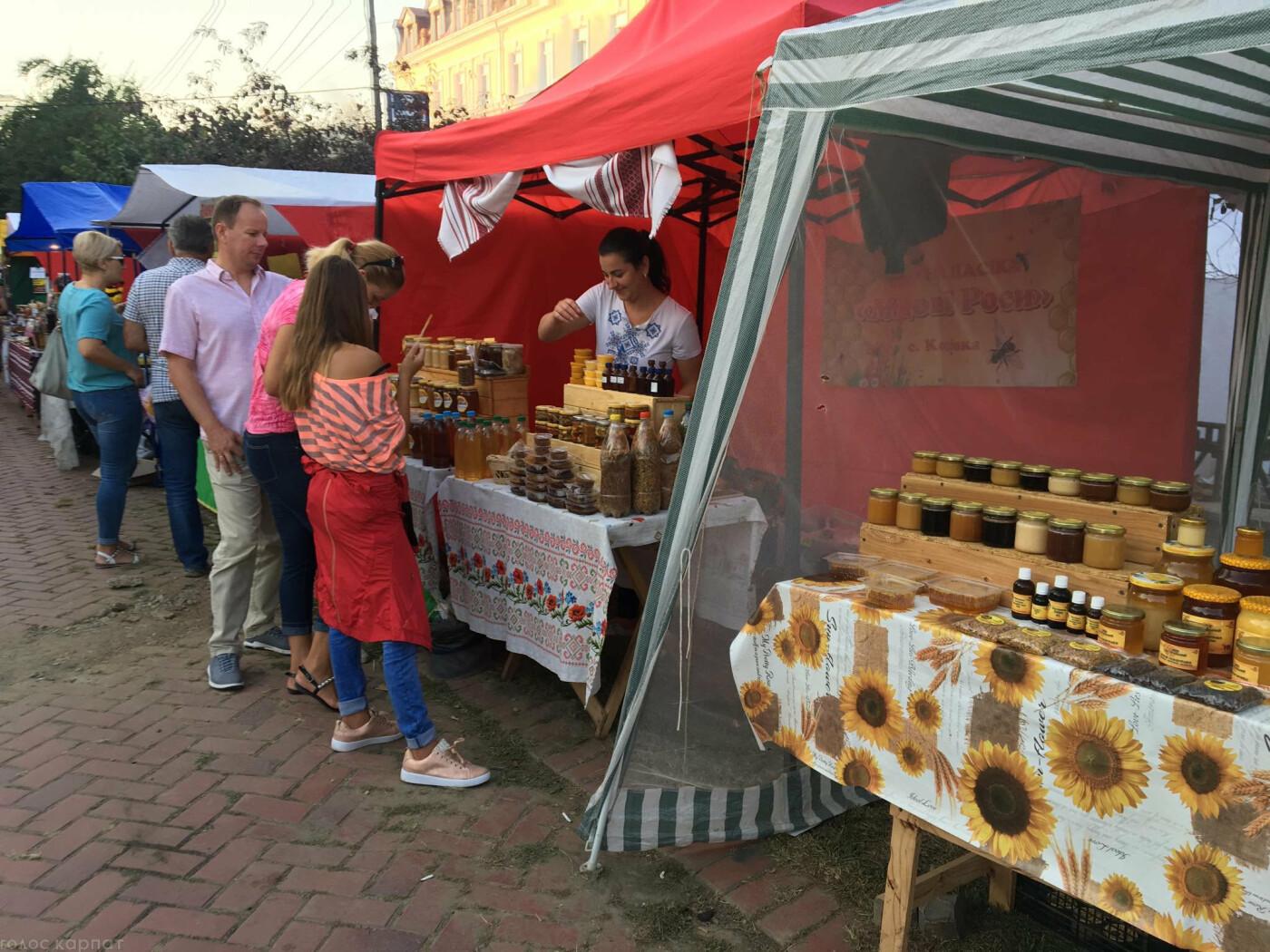 Смаколики, сир, вино та колесо огляду: ярмарок до Дня міста Ужгород запрошує (ФОТО), фото-2