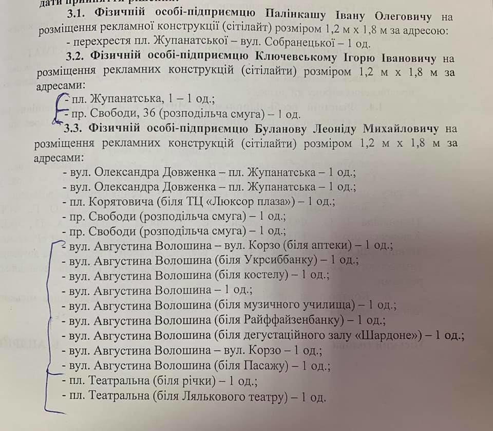 Офіційно: Історичний центр Ужгорода очистять від реклами (ВІДЕО), фото-1