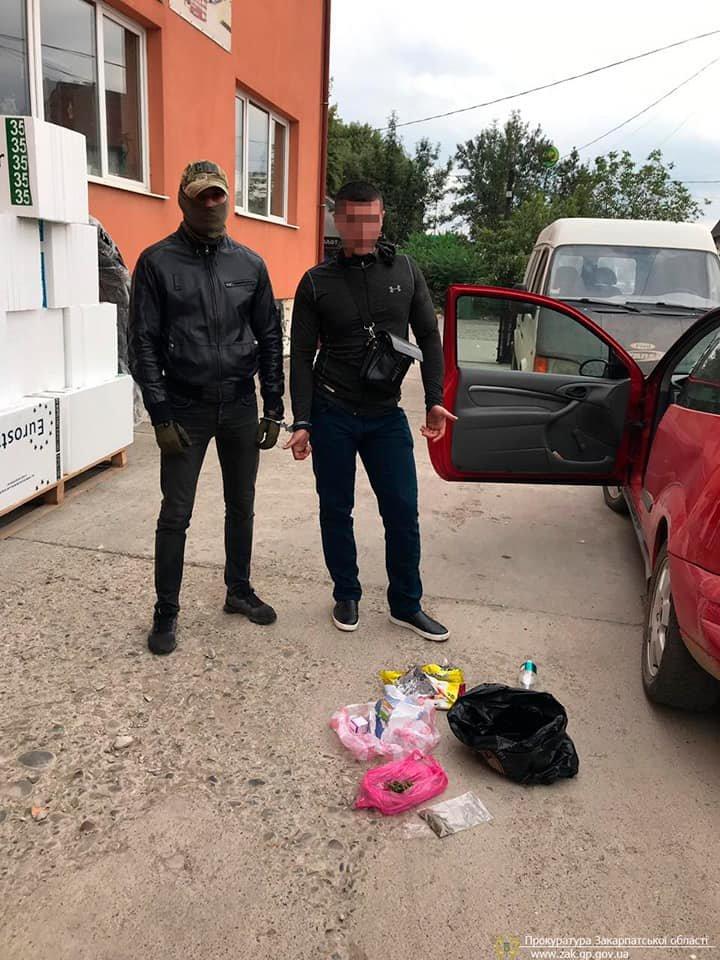 Наркотики на пів мільйона та цілий арсенал зброї: На Закарпатті провели спецоперацію (ФОТО, ВІДЕО), фото-4