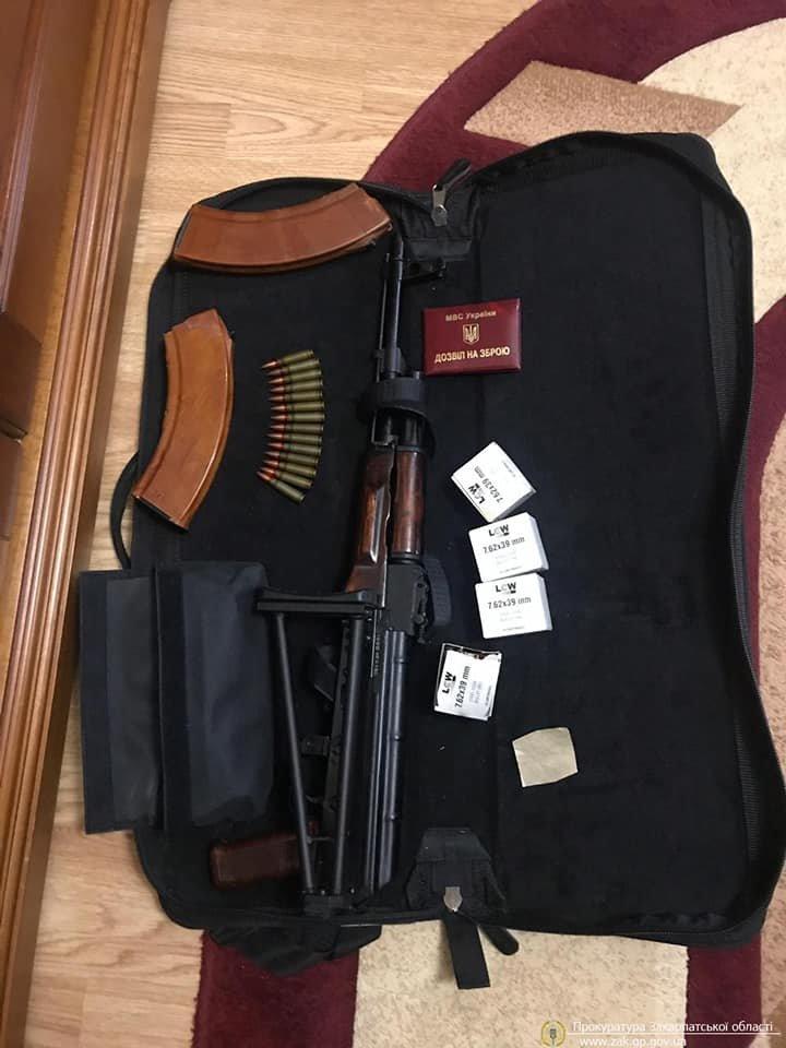 Наркотики на пів мільйона та цілий арсенал зброї: На Закарпатті провели спецоперацію (ФОТО, ВІДЕО), фото-3