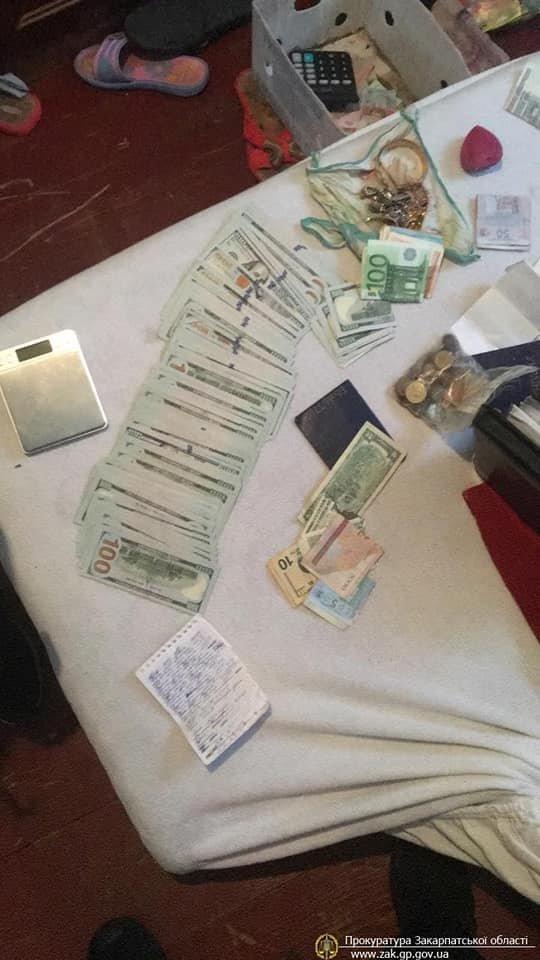 Наркотики на пів мільйона та цілий арсенал зброї: На Закарпатті провели спецоперацію (ФОТО, ВІДЕО), фото-6