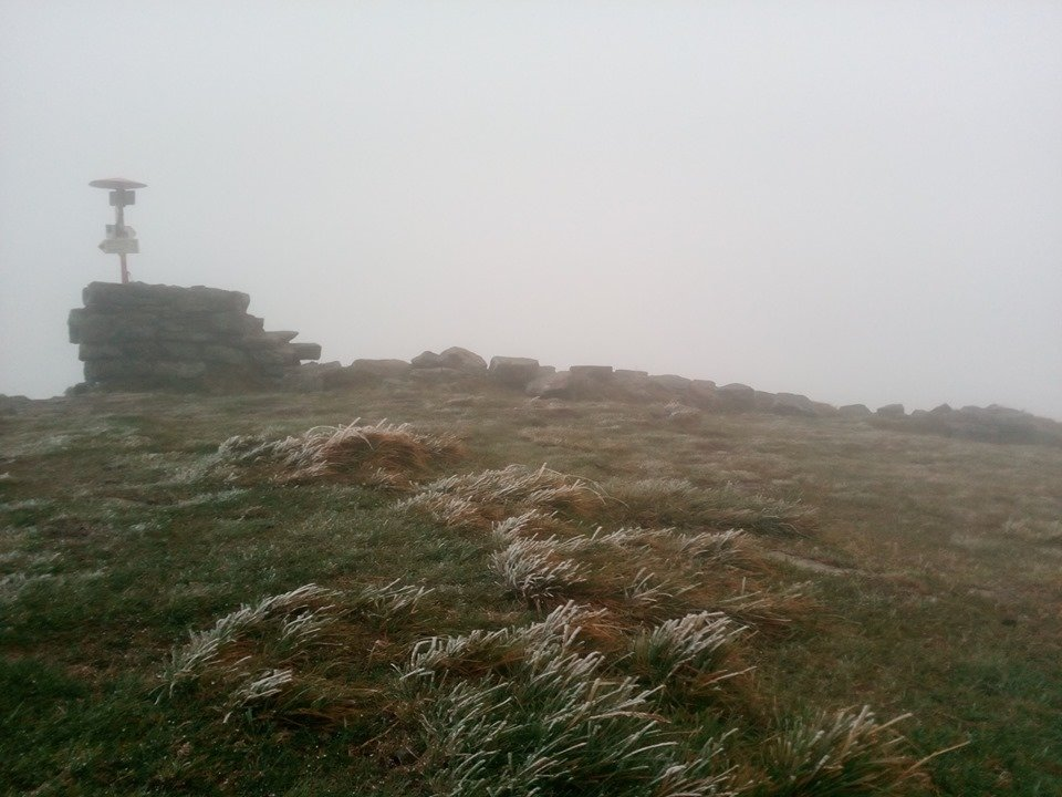 У Карпатах тримається мінусова температура та падає дрібний сніг (ФОТО), фото-2