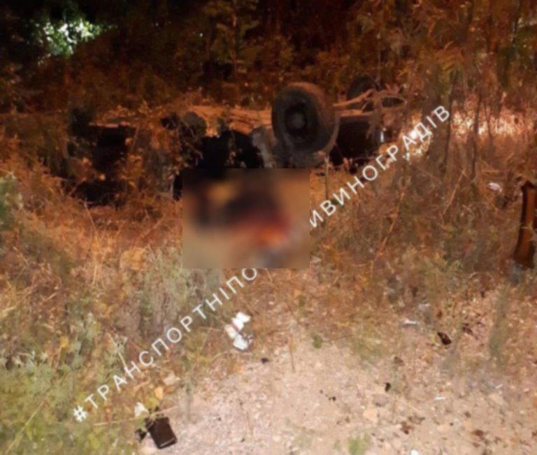 Вночі на Закарпатті трапилася трагічна ДТП - одна людина загинула, інші в реанімації (ФОТО), фото-3