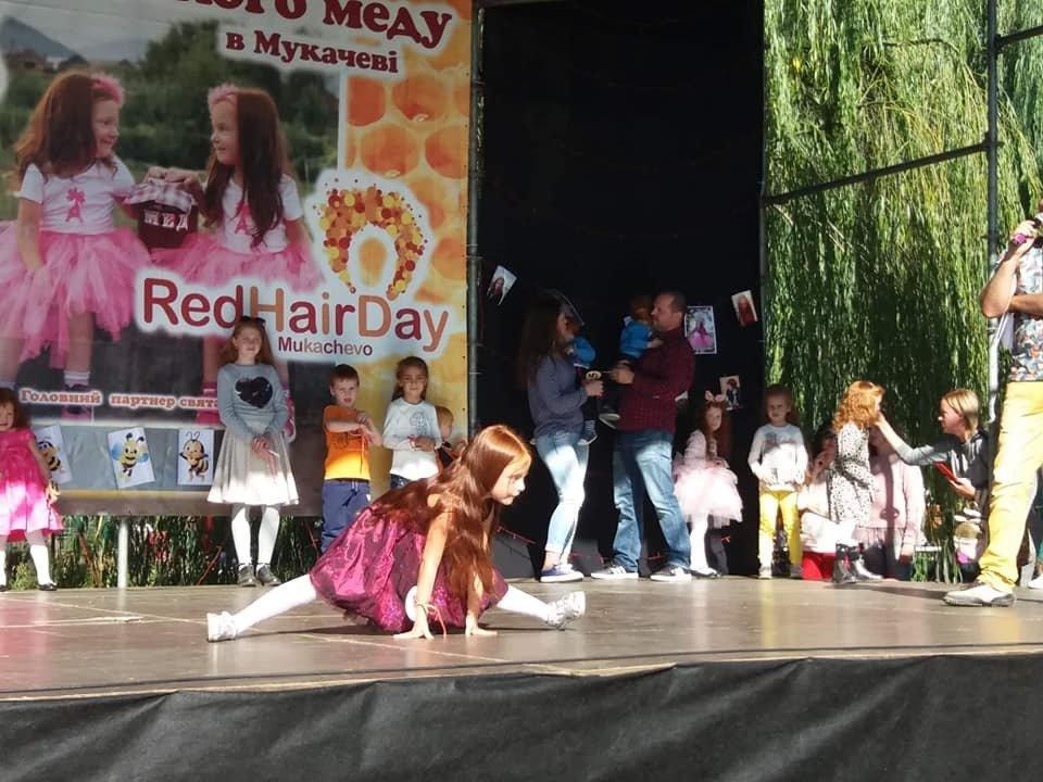 RedHairDay: У Мукачеві обрали найрудіших із рудих (ФОТО), фото-13