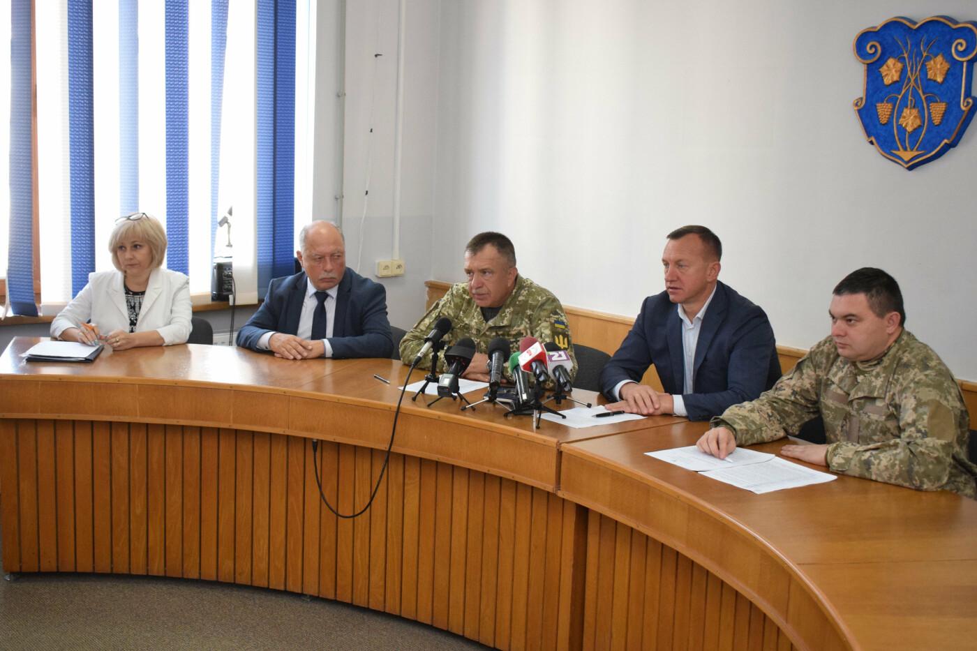 В Ужгороді розповіли про мету та умови осіннього призову, що стартує 1 жовтня, фото-1