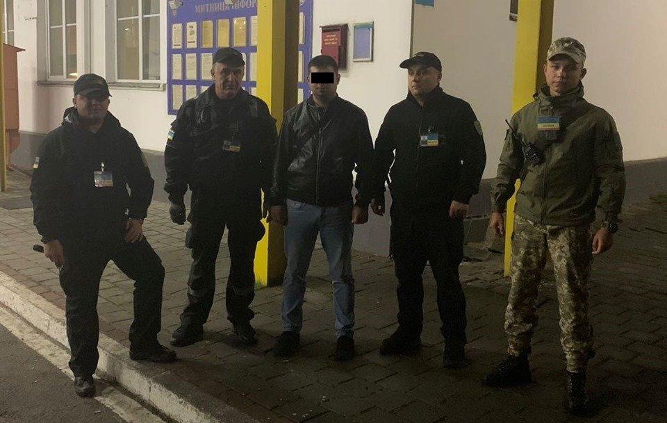 """Вірменин намагався пішки незаконно перетнути КПП """"Тиса"""" (ФОТО), фото-1"""