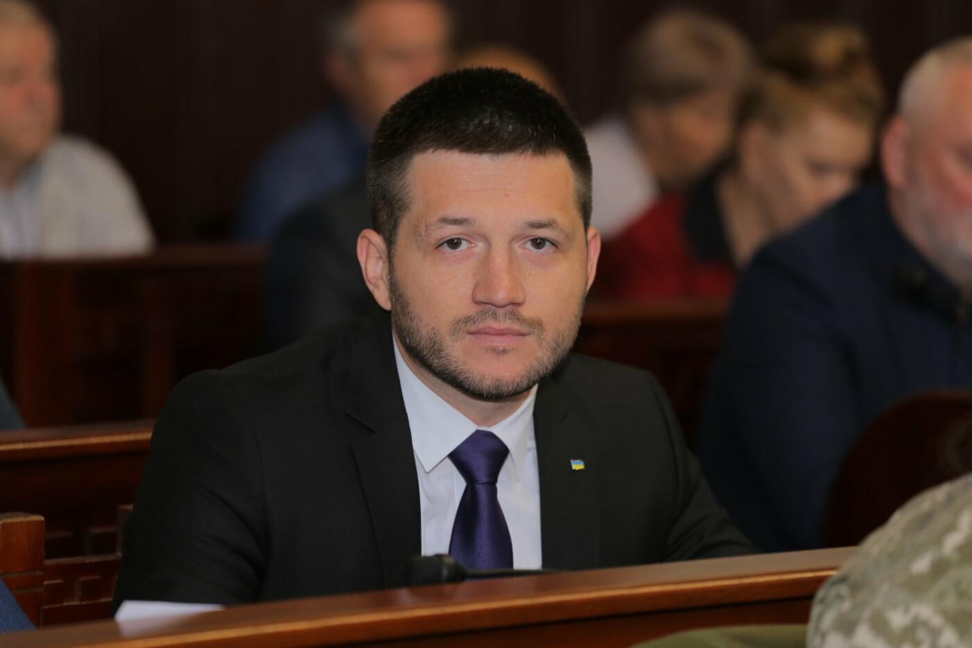 Олег Казибрід став заступником мера Мукачева , фото-1