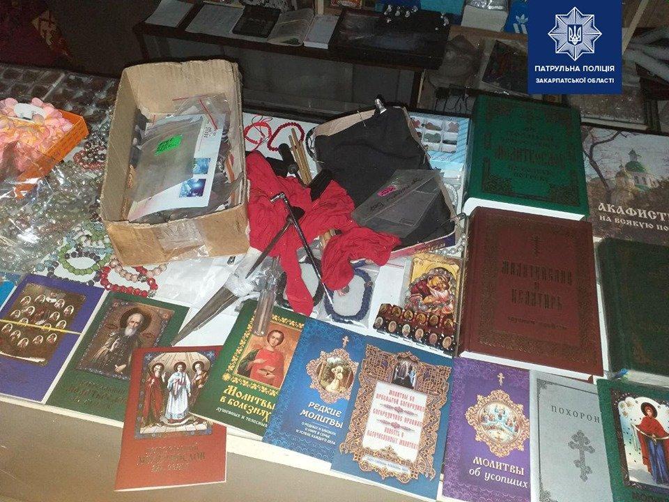 """Зловили """"на гарячому"""": в Ужгороді у церковній лавці виявили грабіжника (ФОТО), фото-2"""