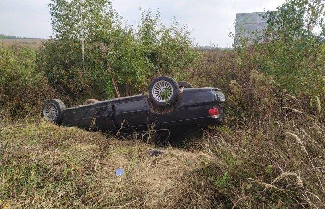 Перекинувся на дах і залишив місце пригоди: Поліція шукає власника авто, який потрапив у ДТП  між Ужгородом і Мукачевом (ФОТО), фото-2