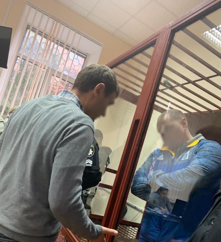 Підозрюваним у замаху на вбивство Андрія Іванківа в Ужгороді обрали запобіжний захід (ФОТО), фото-1