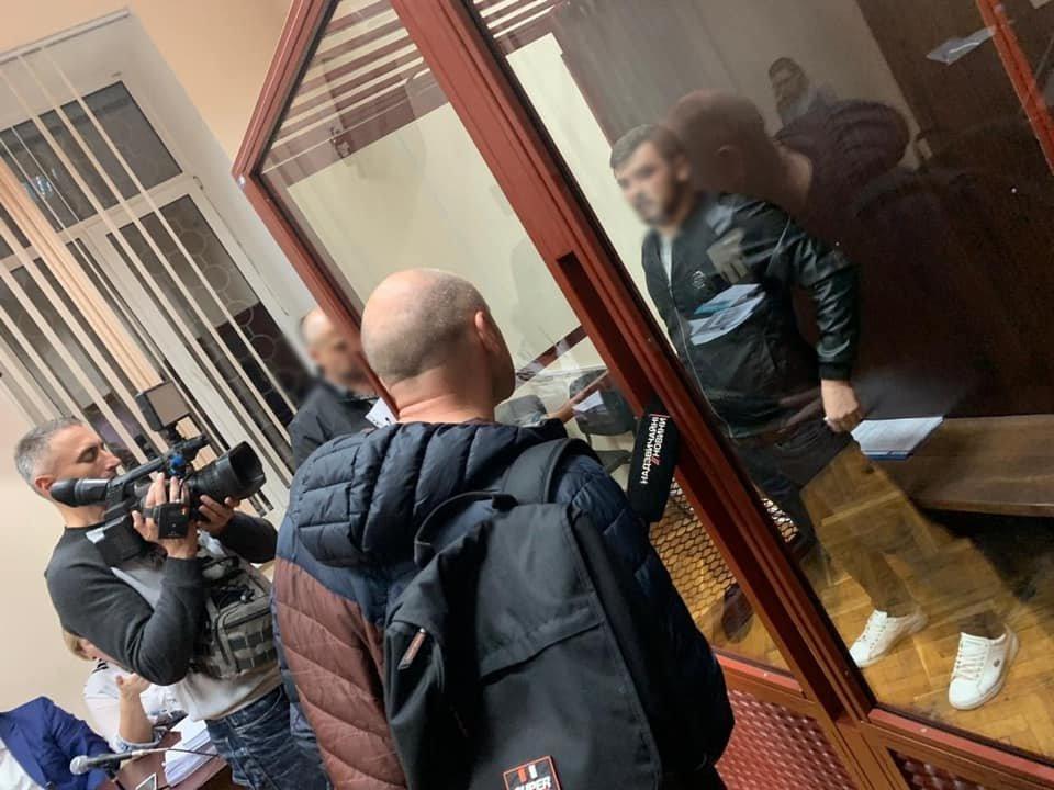 Підозрюваним у замаху на вбивство Андрія Іванківа в Ужгороді обрали запобіжний захід (ФОТО), фото-2