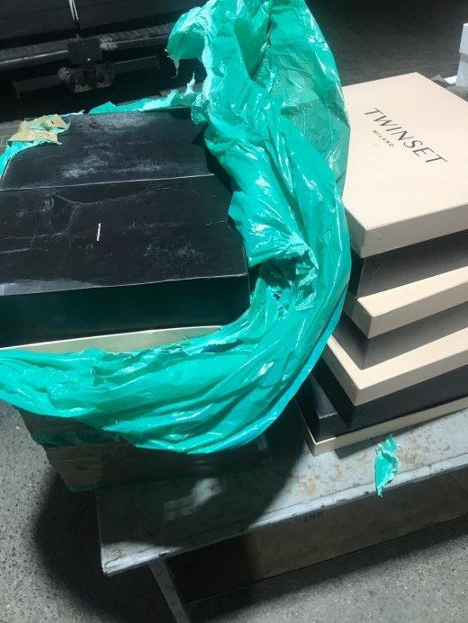 Закарпатські митники вилучили партію брендового взуття із Італії (ФОТО), фото-2