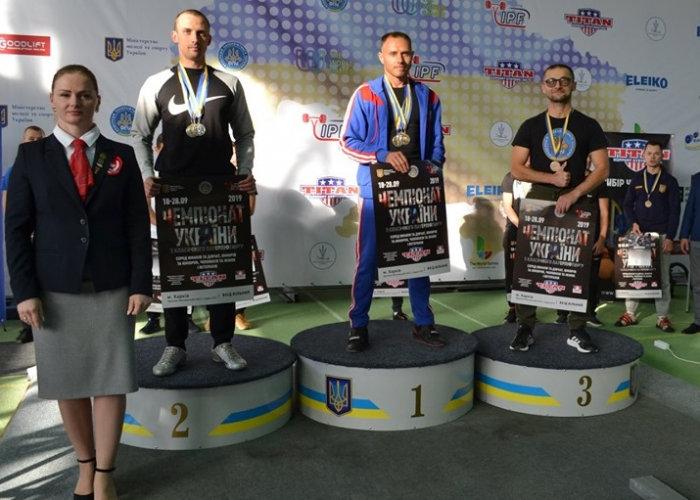 Закарпатські пауерліфтери привезли з чемпіонату України 18 медалей (ФОТО), фото-1