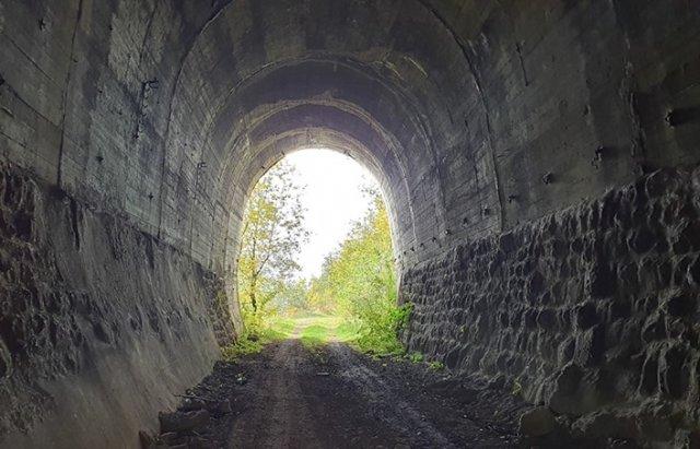 У мережі показали ще один закинутий тунель на Закарпатті - довжиною понад 300 м (ФОТО, ВІДЕО), фото-1