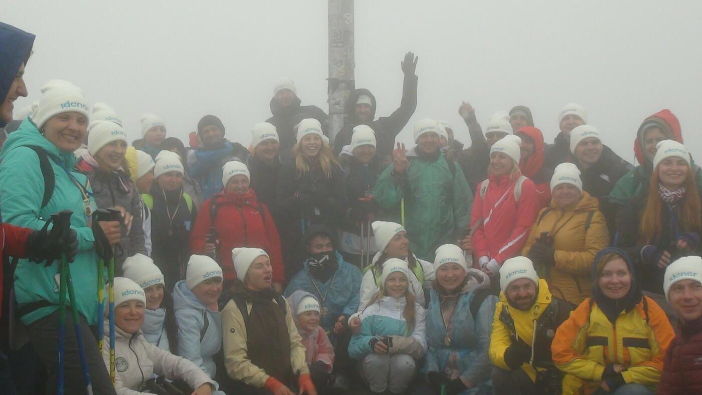25 українців з пересадженими органами одночасно підкорили найвищу вершину Карпат - Говерлу (ФОТО), фото-2